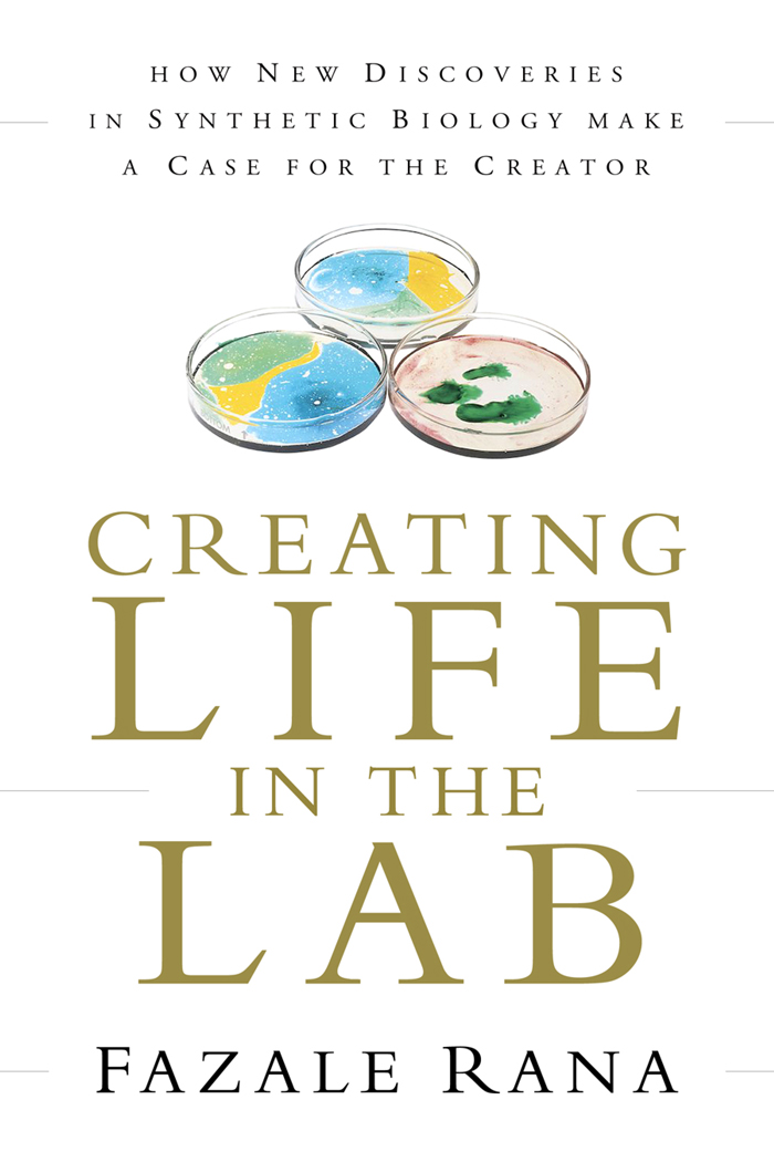 Creating Life in the Lab Image