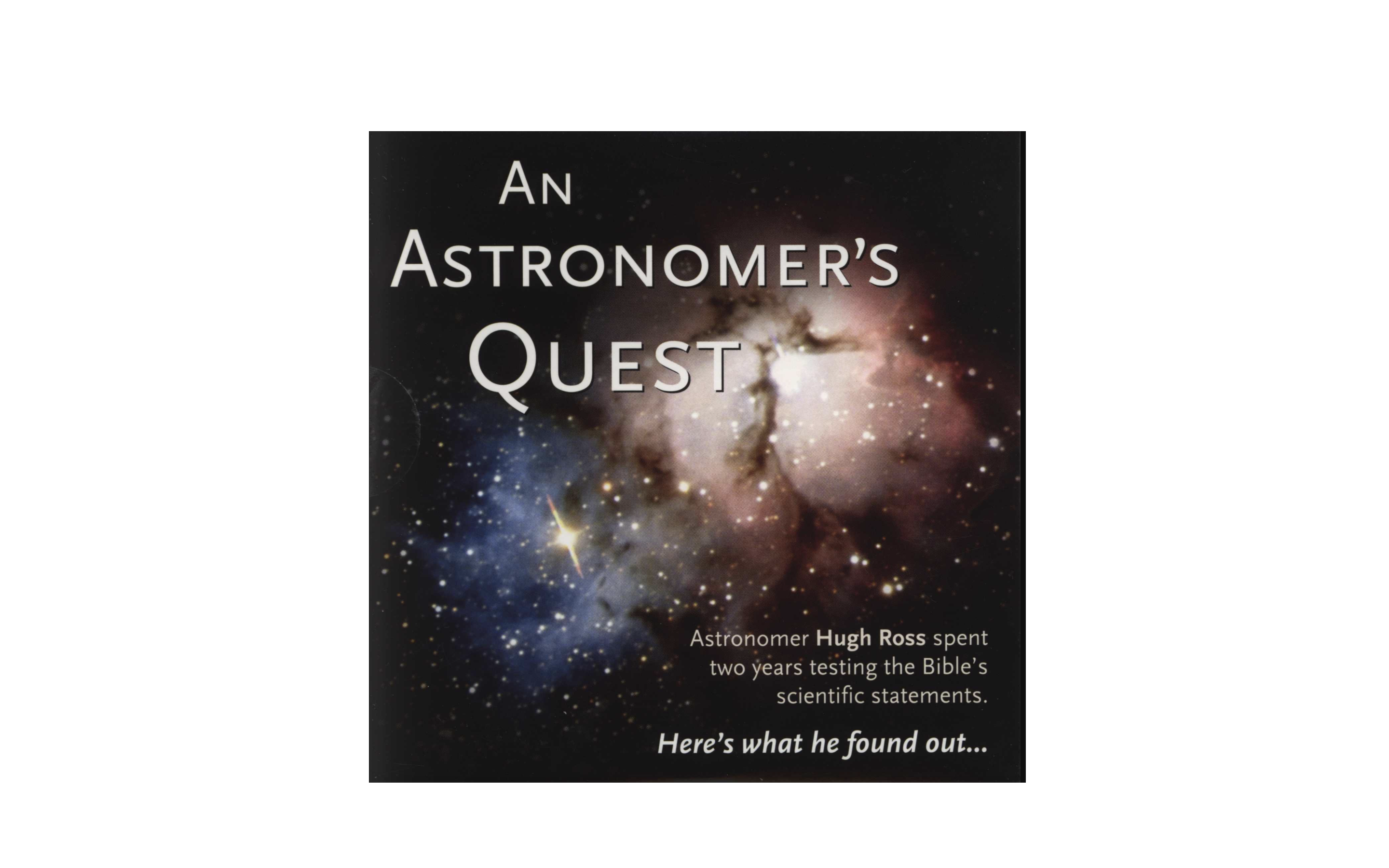 An Astronomer's Quest (Audio CD) Image