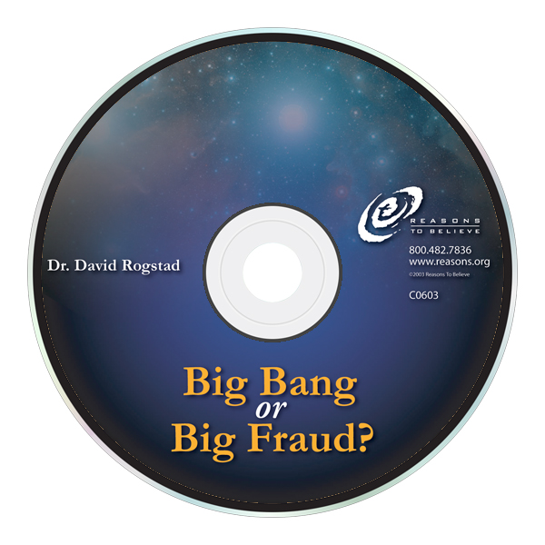 Big Bang or Big Fraud? (Audio CD) Image