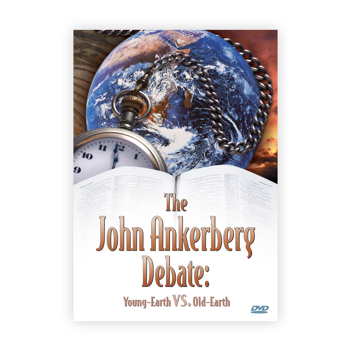 The John Ankerberg Debate: Young-Earth vs. Old-Earth Image