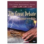 The Great Debate on Science and the Bible: How and When Did God Create? Image
