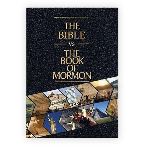 The Bible vs. The Book of Mormon Image