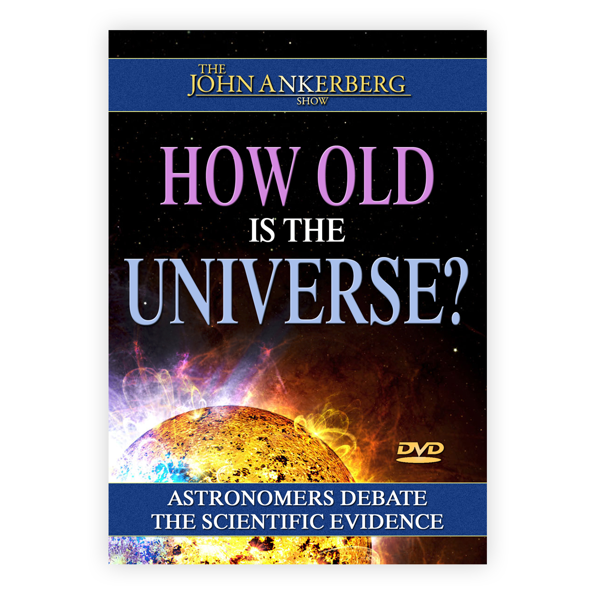 How Old Is the Universe? Image