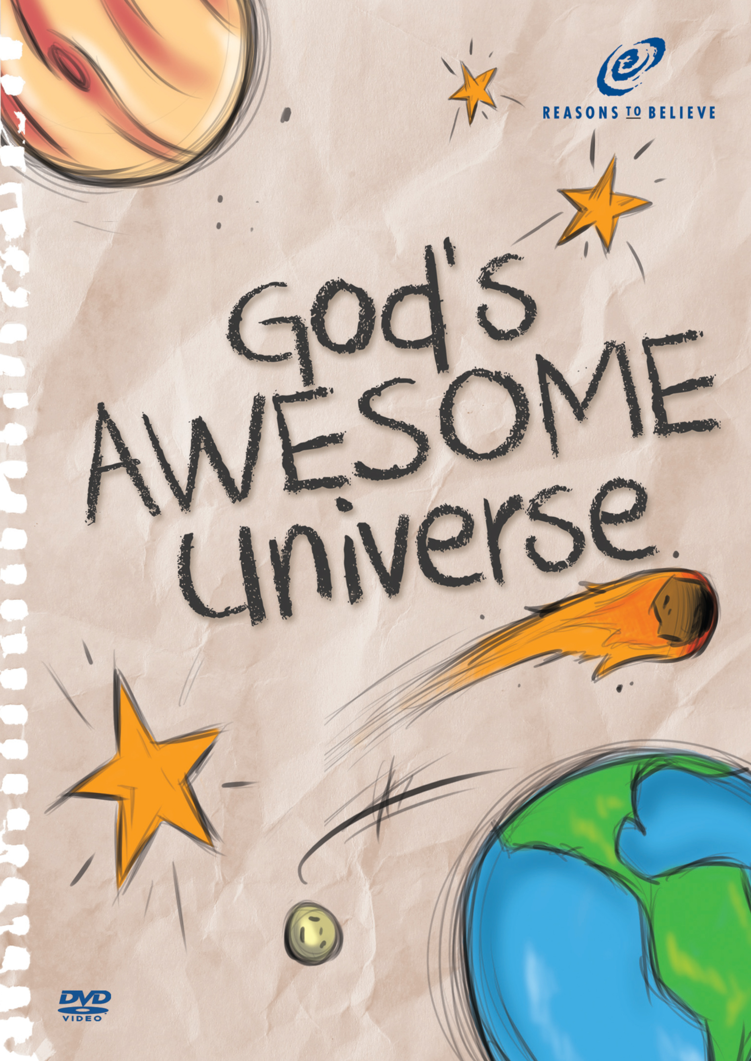 God's Awesome Universe Image