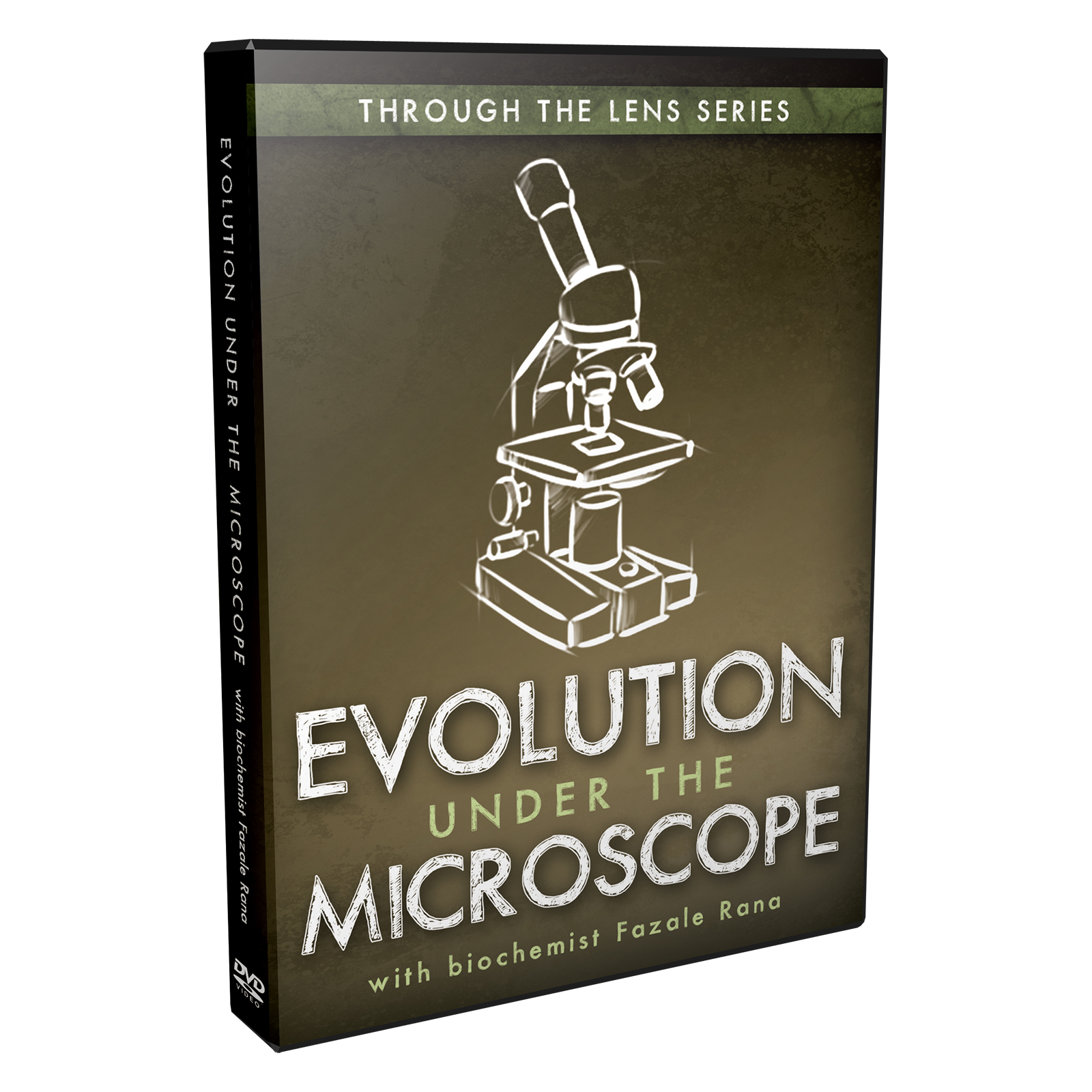 Evolution under the Microscope Image