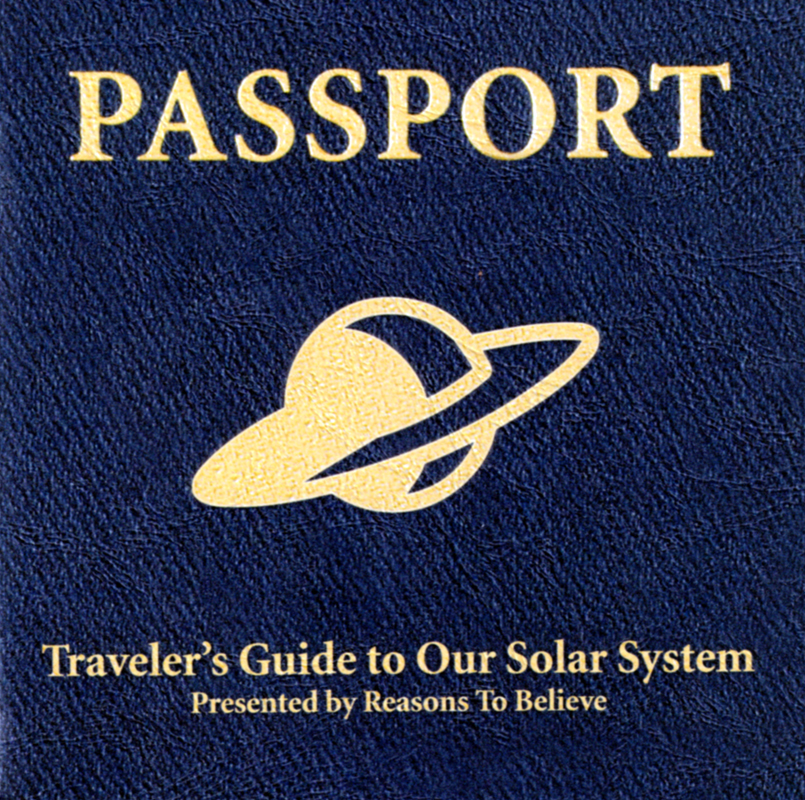 Passport: Traveler's Guide to Our Solar System Image