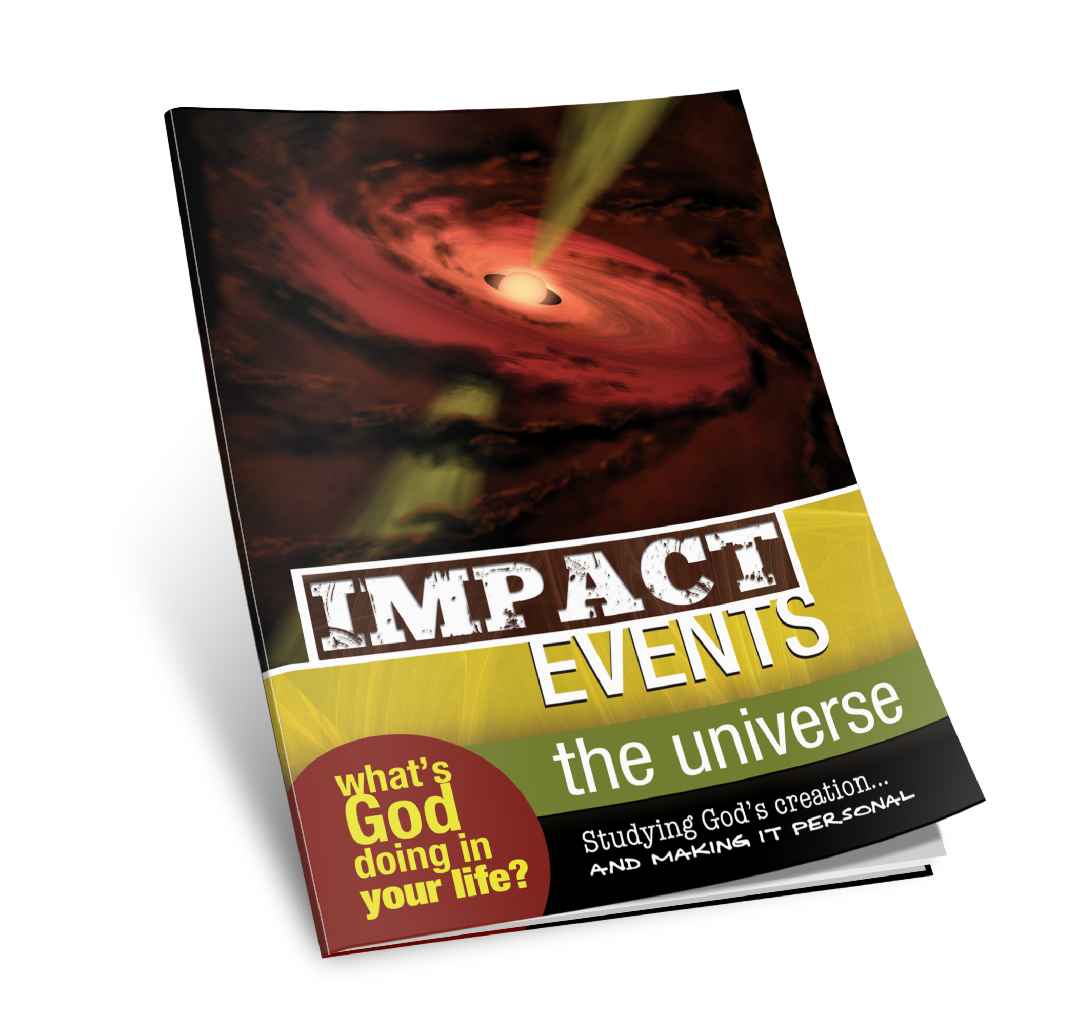 Impact Events: The Universe Image