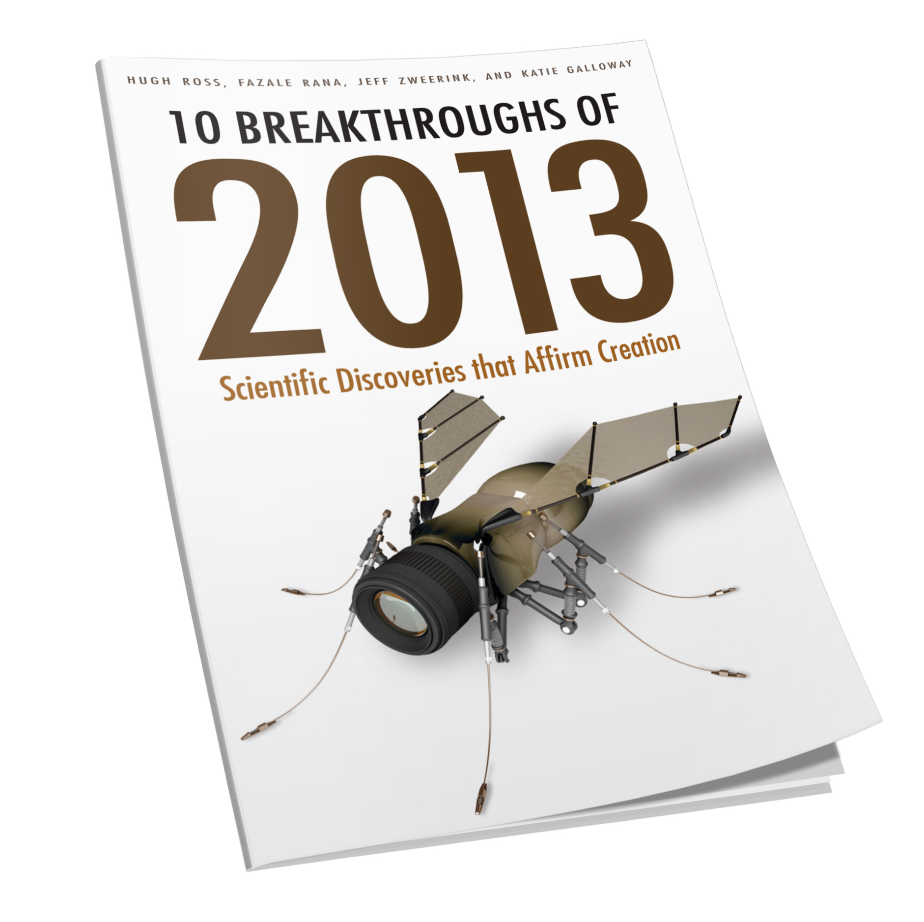 10 Breakthroughs of 2013 Image