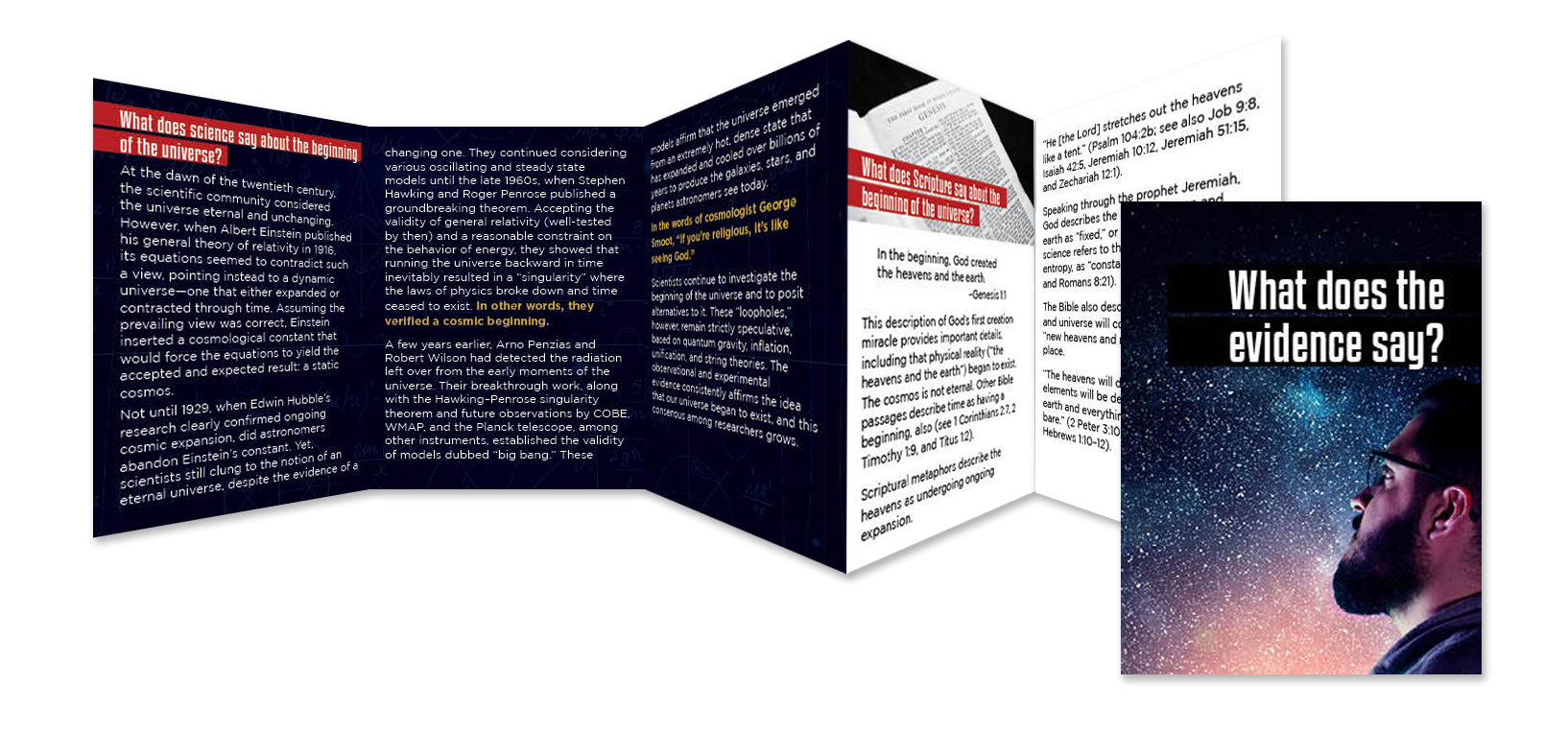 Conversation Cards: The Big Bang 20 Pack Image
