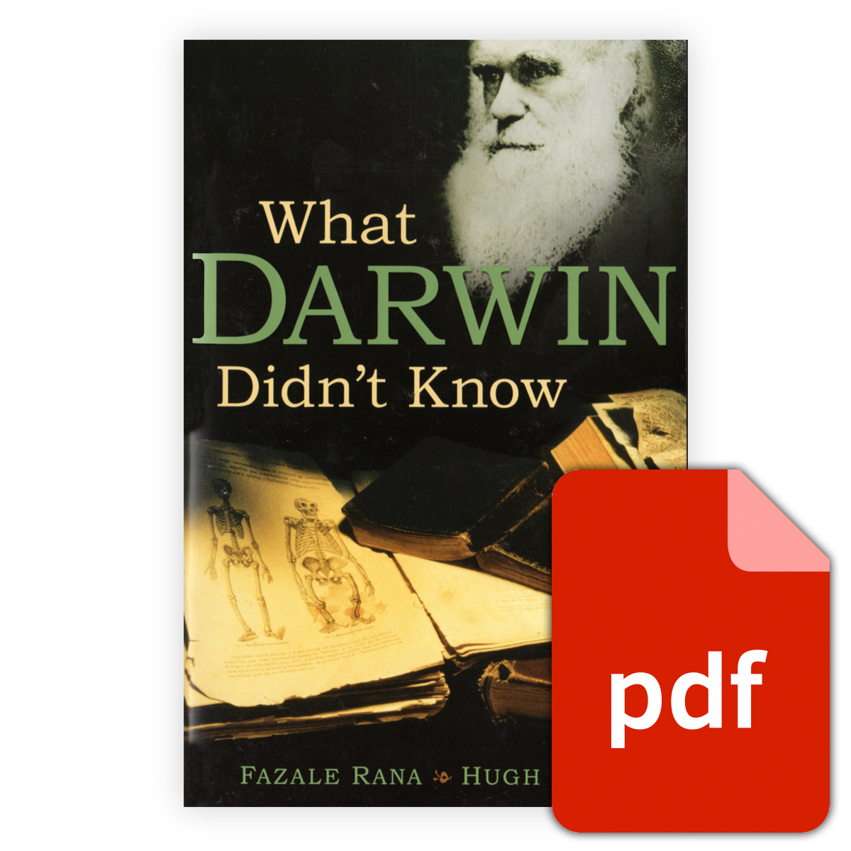 What Darwin Didn't Know (PDF) Image