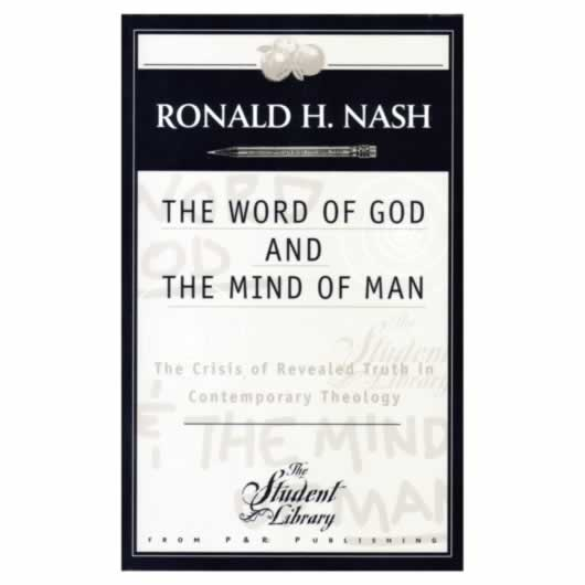 The Word of God and the Mind of Man Image