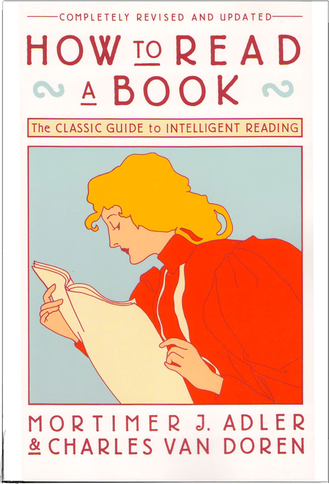 How to Read a Book Image