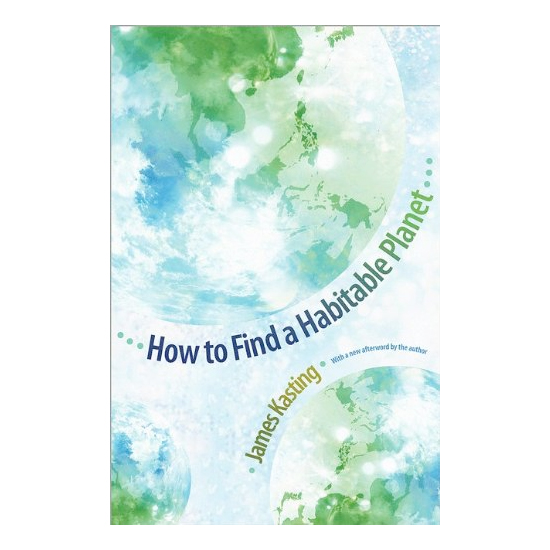 How to Find a Habitable Planet (hardcover) Image