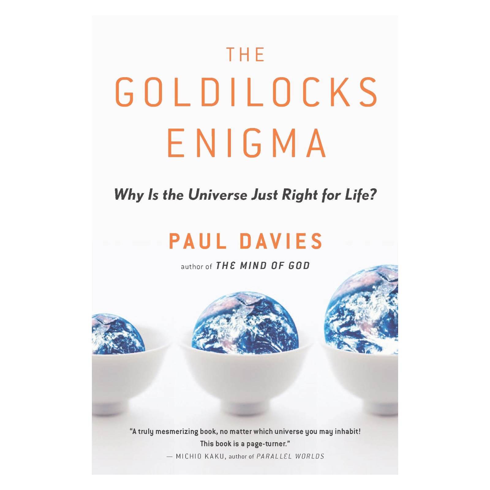 The Goldilocks Enigma Image