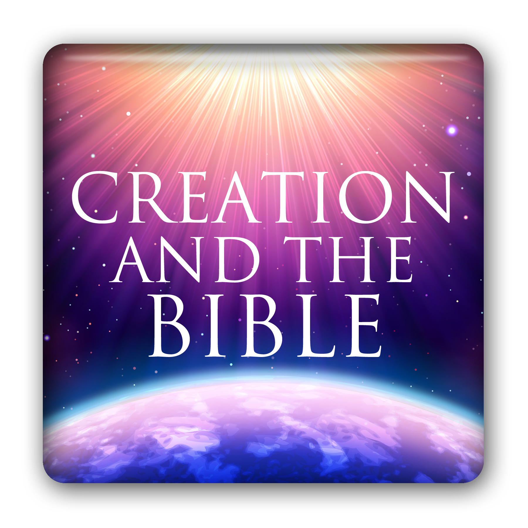 Creation and the Bible Course Material Package Image