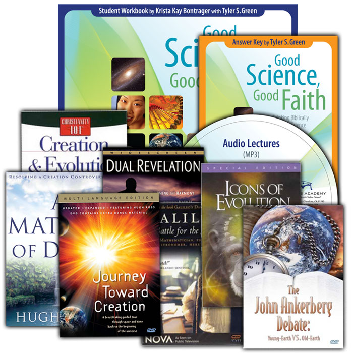 Good Science, Good Faith Complete Course Package Image