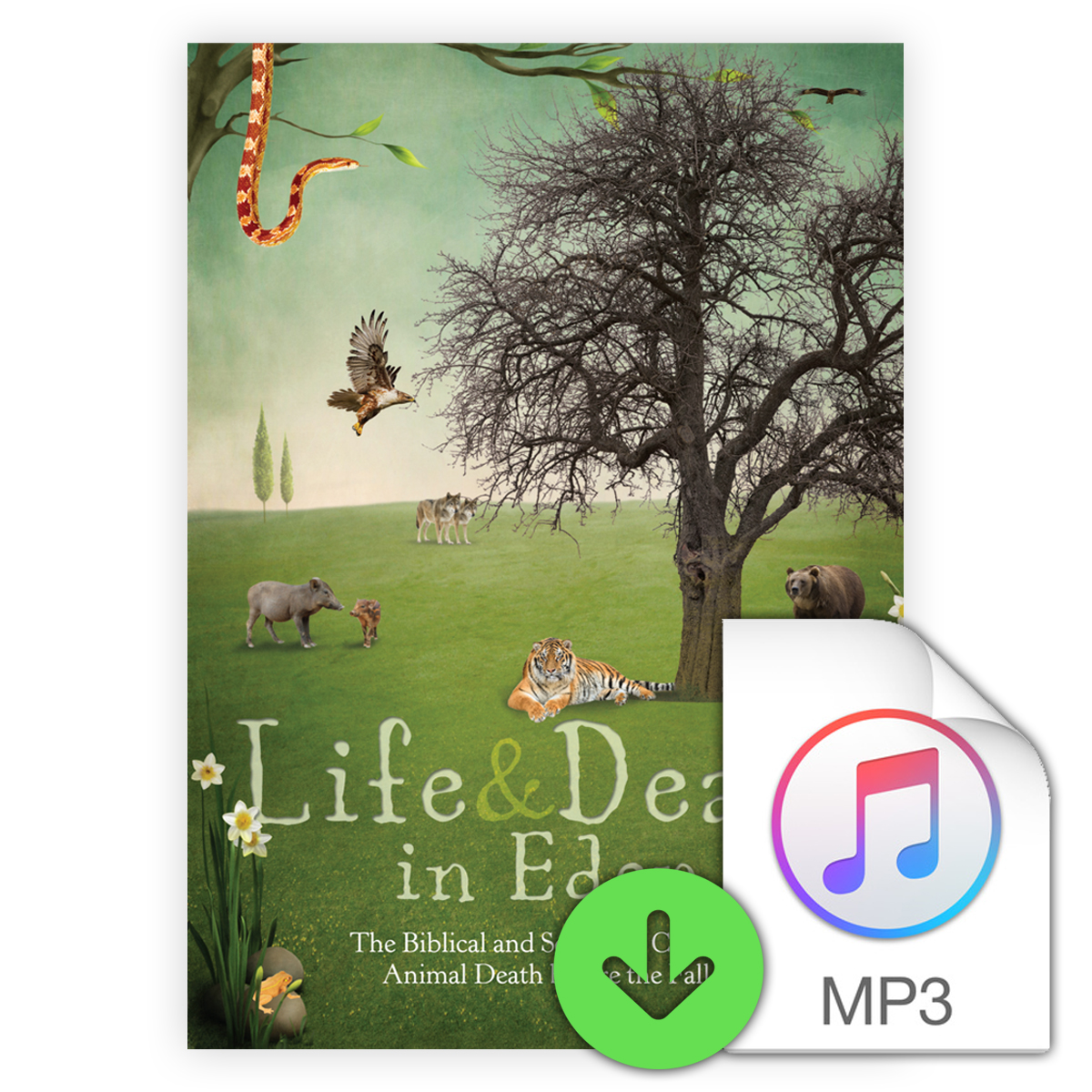 Life and Death in Eden (downloadable MP3) Image