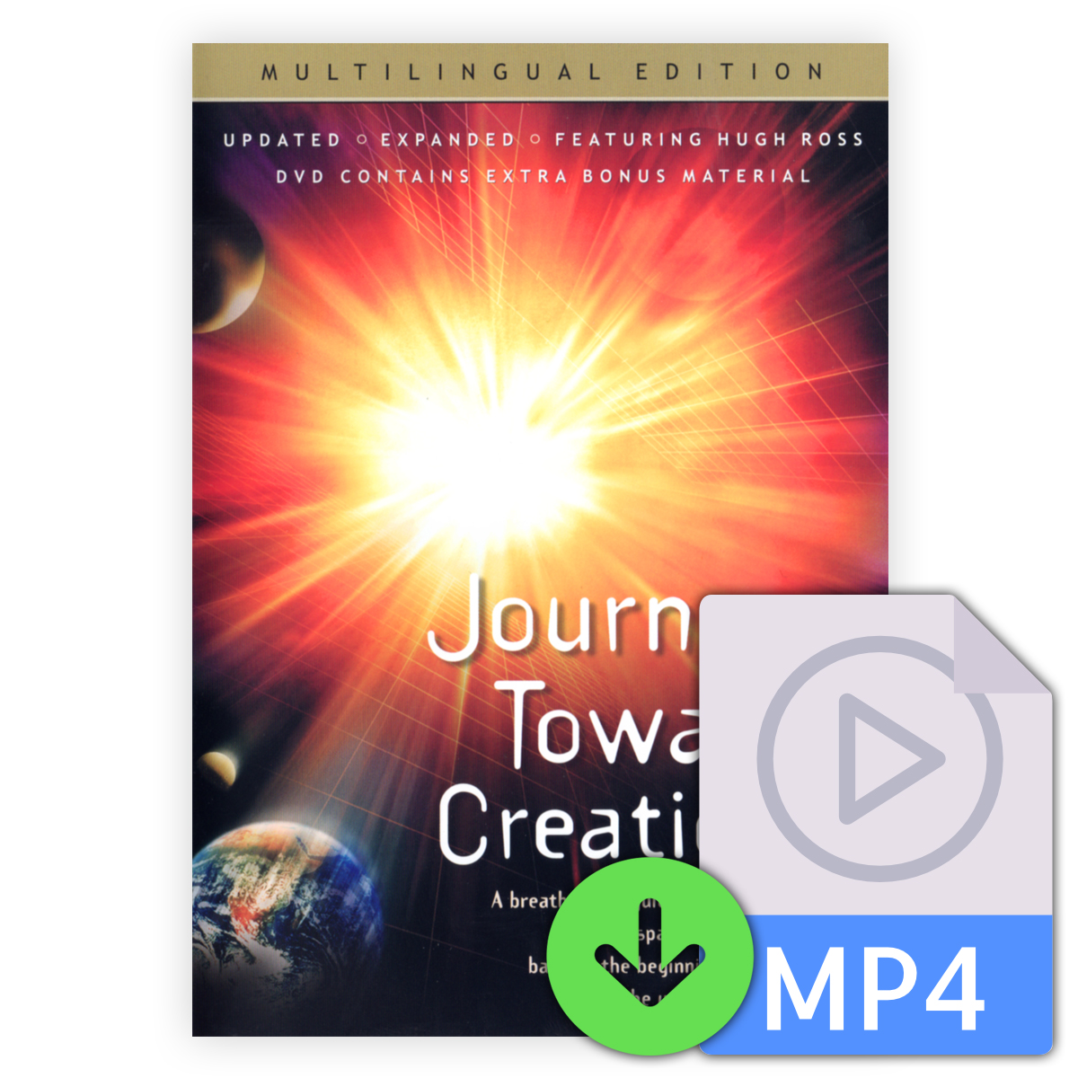 Journey Toward Creation [Downloadable Video] Image