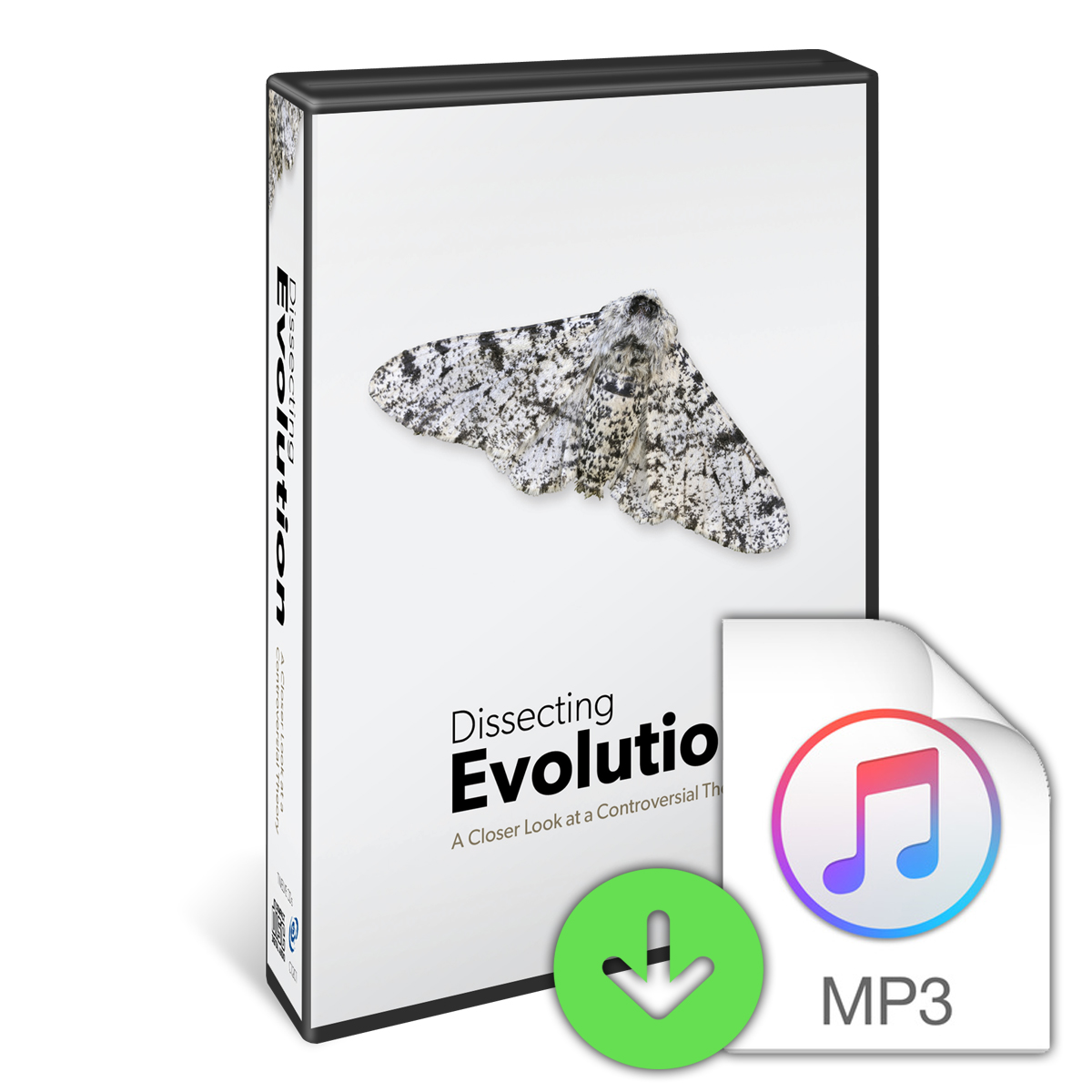 Dissecting Evolution (Downloadable MP3) Image