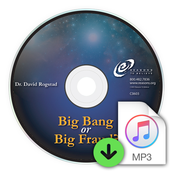 Big Bang or Big Fraud? (Downloadable MP3) Image